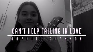 Cant Help Falling In Love | Elvis Presley (cover)