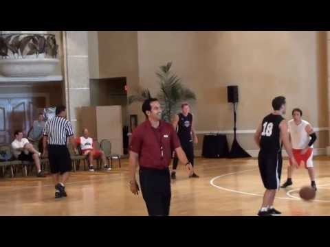 Erik Spoelstra with streelballer and the worst call in basketball history