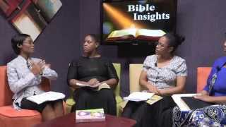 Bible Insights E03 of 20 - What The Bible says Prayer and Faith