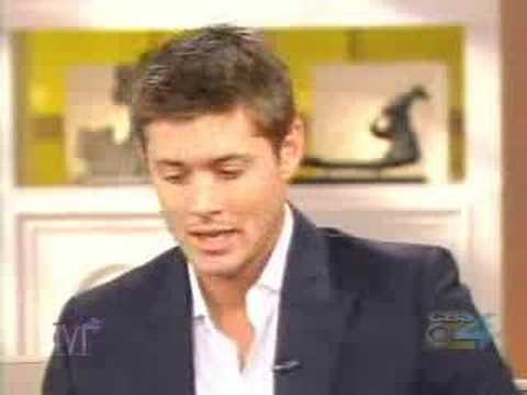 Jensen Ackles Interview on Megan Mullally Show Video