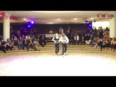 Merve & James Dance Performance - Noche De Rumba by One Dance