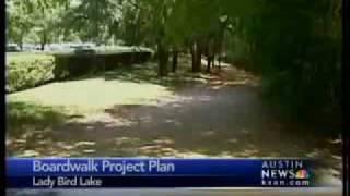 Change to Boardwalk Project plan