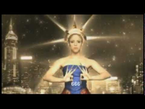 Shakira - Give It Up To Me (Illuminati Symbolism Exposed)