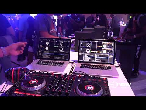 Numark NS6II at DJ EXPO 2017 with I DJ NOW