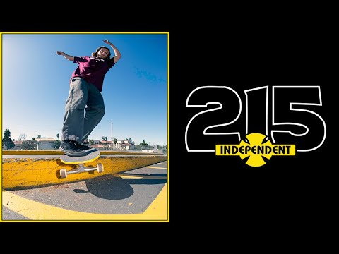 215s Built To Grind w/ Clay Kreiner & Ace Pelka | Independent Trucks