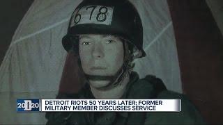 download lagu Detroit Riots 50 Years Later: Former Military Member Discusses gratis