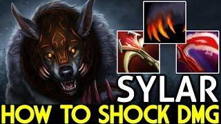 SYLAR [Ursa] How to Shock Damage 7.15 Dota 2