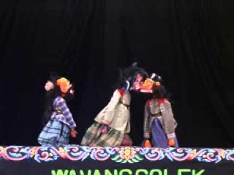 Wayang Golek - Bodoran (full Ketawa) video