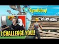 Tfue Challenges Streamers to THE CRANK CHALLENGE!