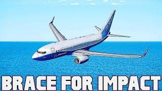 BRACE FOR IMPACT! | Microsoft Flight Simulator X: Steam Edition