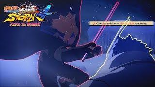 Adult Boruto Uzumaki vs Kinshiki Otsutsuki Naruto Shippuden Storm 4 Road To Boruto MOD 1080p 60 FPS