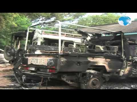 Over 40 killed in Lamu terror attack