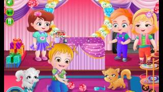 Baby Hazel Birthday Surprise | Fun Game Videos By Baby Hazel Games
