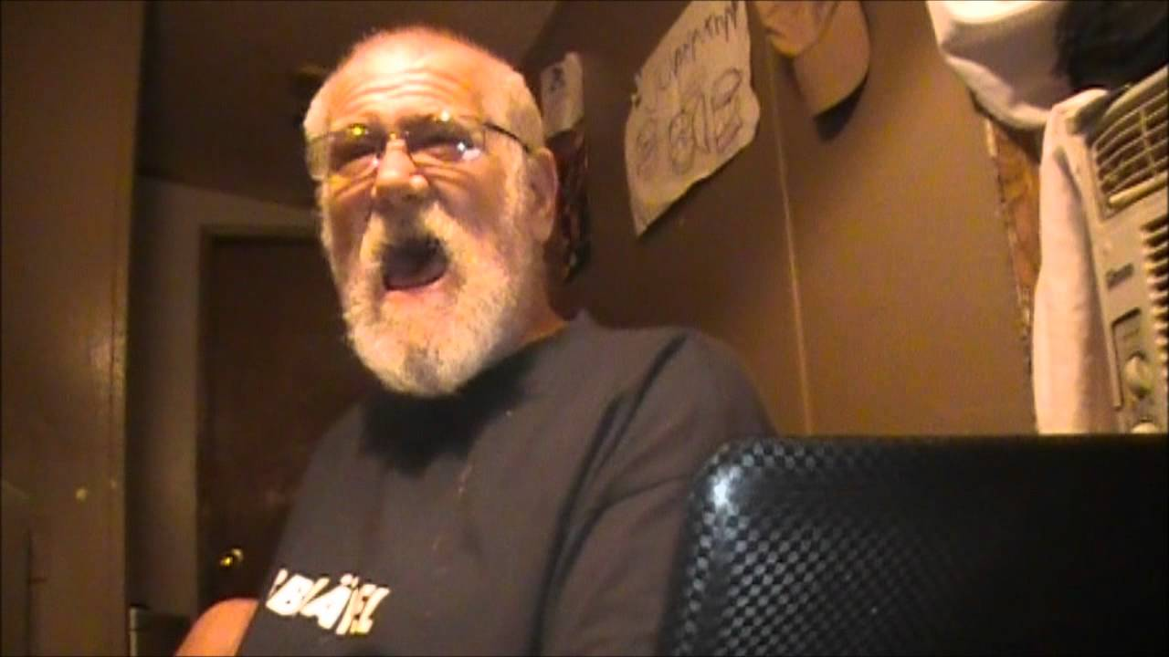 Angry Grandpa Watches The BME Pain Olympics - YouTube