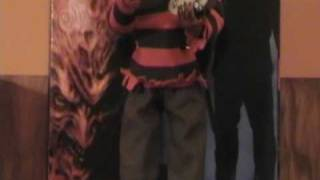 Freddysnightmares sideshow review  Demon Freddy Kruger - FVJ