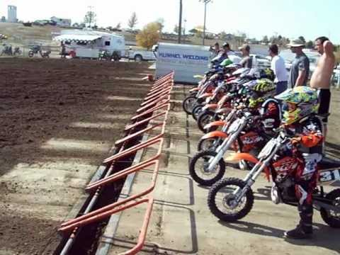 Dirt Bikes Racing Videos cc Pee Wee Motocross Race