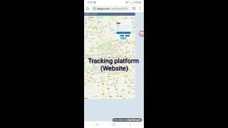 Vehicle GPS Tracking App dyegoo