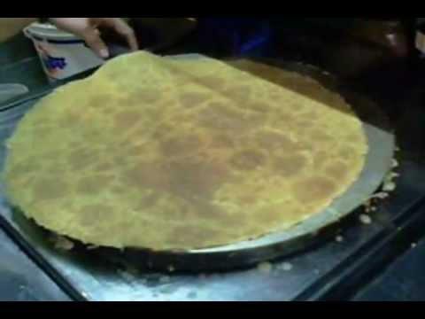 Harina para hacer crepas crepes youtube - Hacer crepes en casa ...
