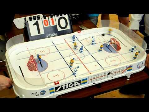 Table Hockey. Moscow Open 13. Spivakovsky-Dmitrichenko. Game 2
