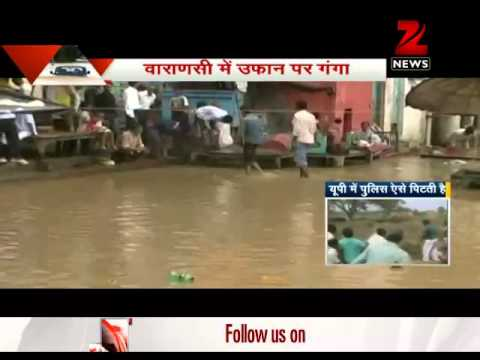 Flood fury in Uttar Pradesh, Odisha and Rajasthan