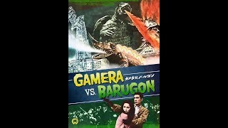 War of the Monsters Gamera vs Barugon (1966) *rights obtained movie