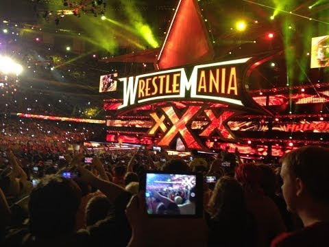 Wrestlemania 30 Highlights video