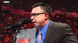WWE Monday Night Raw - Monday, June 13 2011