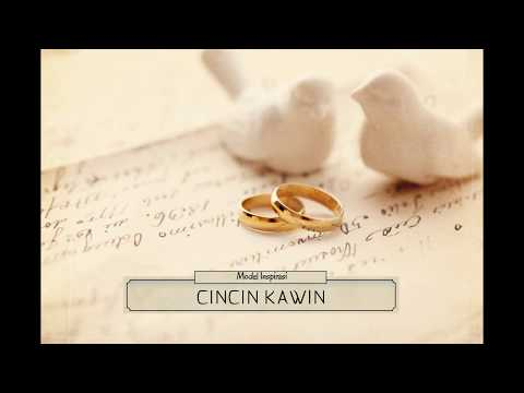 Video Model Cincin Kawin 2017
