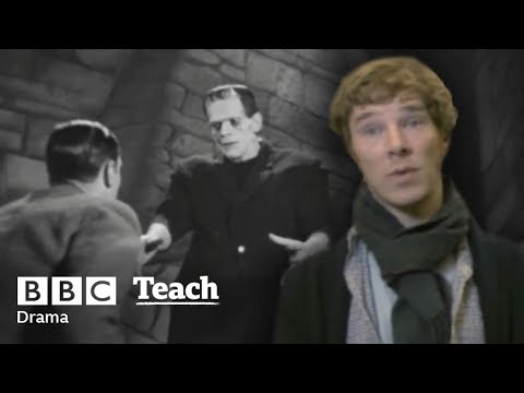 Creating Frankenstein starring Benedict Cumberbatch | Drama - Arena: The National Theatre