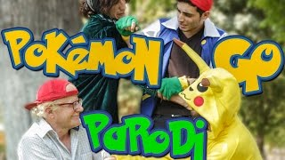 "Pokemon Go ""PARODİ"""