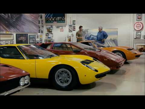 Love The Beast - Jay Leno Clip