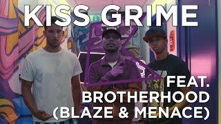 download lagu Brotherhood Blaze & Menace Freestyle + Chat  Kiss gratis