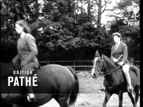 Horse Riding - Reel 1 (1940-1949) video