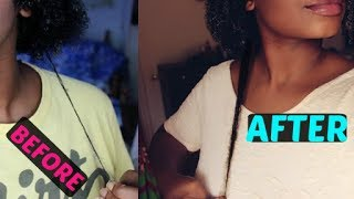 My Hair Growth Routine | Secret to Retaining Length