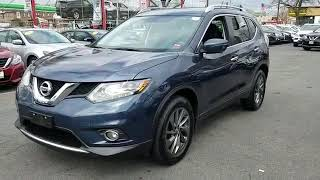 2016 Nissan Rogue SL Jackson Heights, Bronx, Brooklyn, Manhattan, Queens