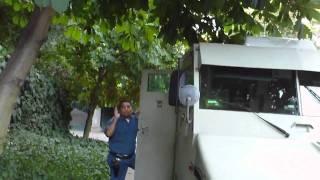 Camión Brinks se cree dueño de Chile