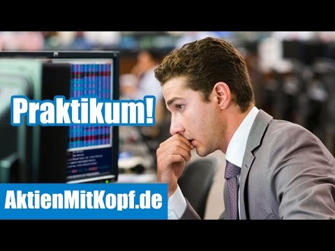 Praktikum An Der Börse Stuttgart! Bewerbung Angenommen