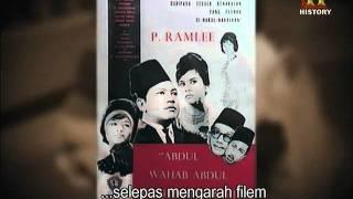 P Ramlee - Biography | Sejarah hidup Tan Sri P.Ramlee