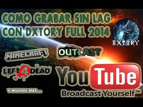 Descargar e instalar el mejor programa para grabar gameplay SIN LAG y en HD