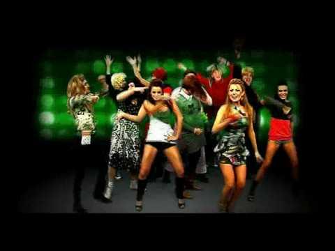 Elena Gheorghe Eurovision 2009 - Balkan Radio 21 Girls