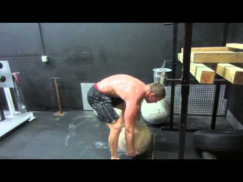 Strongman Training @ 215 Pounds Bodyweight @ Madtown Fitness Image 1