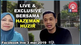 How To Handle Negativity And Remain Positive - PROF MUHAYA 2019 with Hazeman Huzir
