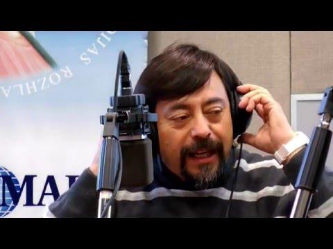 Bombo Fica en Radio María