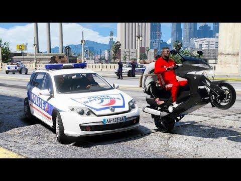 GTA 5 FRANCE - LA PUISSANCE DU T-MAX - STREETZER #4