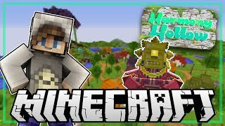 What Are Those?! - Minecraft: Harmony Hollow SMP - S3 Ep.01