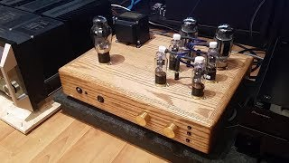 Stereo - Tube vs Solid state amplification. Why use tubes in a HIFI stereo system?
