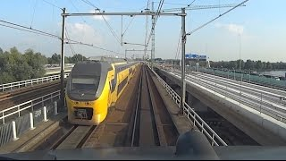 CABVIEW HOLLAND Schiphol - Amersfoort Icm 2014