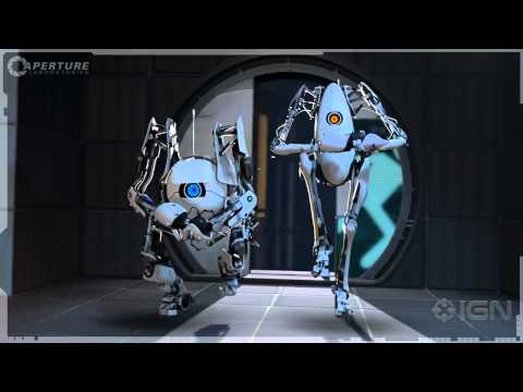 Portal 2: Official Bot Trust Trailer