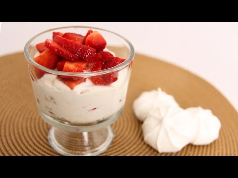 How to Make Eton Mess Recipe - Laura Vitale - Laura in the Kitchen Episode 530