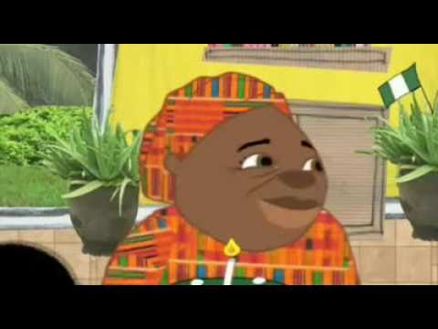 Africa's Latest Children's Cartoon, Bino & Fino! 1st Episode!